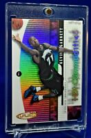 KEVIN GARNETT HOT COMMODITIES DIE CUT RAINBOW REFRACTOR SP RARE