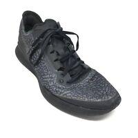 Men's Jordan 88 Racer Running Shoes Sneakers Size 10.5 M Black Gray Athletic Y1