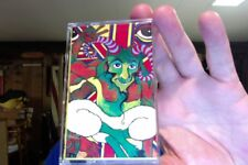 Feeding People- Peace, Victory and the Devil- used cassette- very nice- Burger
