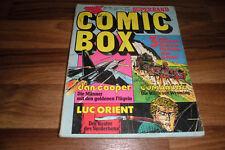 ZACK BOX # 9 -- mit COMANCHE + LUC ORIENT + DAN COOPER // Koralle 1. Aufl. 1974