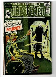 The Unexpected #126 Aug 1971 DC 44 pgs NICE GD - VG+++ - SEE DETAILS IN LISTING!