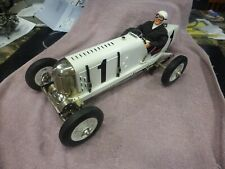 Tether Car-British Gilbow Wind Up 1922 Miller Indy Car-Mechanical