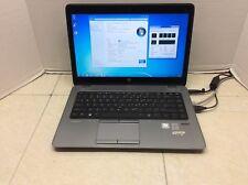 HP EliteBook 840 G1. Intel Core i5. Windows 7 Professional. Updated.