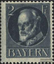 Bayern 110A postfrisch 1916 König Ludwig III