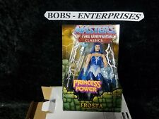 MASTERS OF THE UNIVERSE CLASSICS    FROSTA mint mas-15