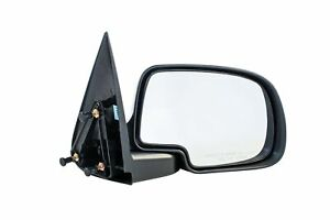 Passenger Side Non-Heated Manual Operated Mirror for Cadillac Escalade Chevy ...