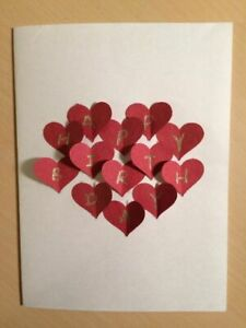 Simple Handmade Wall Decoration With Paper