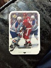 1995-96 SP Premier Die-Cut Sergei Fedorov Card #24/30 DETROIT Red-Wings