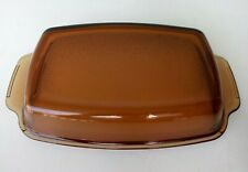 WEST BEND - 4 QUART SLOW COOKER AMBER GLASS REPLACEMENT LID