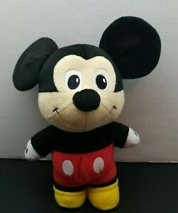"""Disney MICKEY MOUSE Clubhouse Talking 10"""" Plush Stuffed Toy by Fisher Price 2009"""