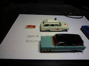 2 x Dinky Toys ,Autos