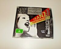 Franz Ferdinand You could have it so much better dual disc CD & DVD VGC