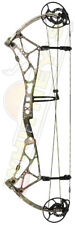 "Fred Bear Arena 34 Compound Bow Realtree Xtra Right Hand 50 - 60# 26.5-31"" draw"