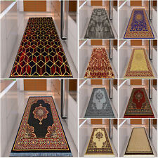 Extra Long Narrow Hallway Runner Traditional Rugs Carpets Washable Entrance Rug