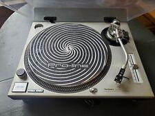 TechnicsSL-1200MK2 Direct-Drive DJ Turntable - Silver
