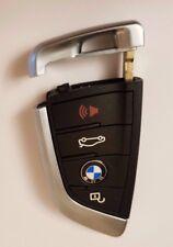 CLÉ TÉLÉCOMMANDE COMPLÈTE NEUF BMW F15 X5 X5M F16 X6 X6M 5  7**433MHZ*4 BOUTONS