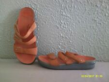 SAS Tripad Comfort Orange Slide / Sandal -----5 M