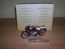 Atlas SIMSON 425s/425S Rojo Vino RDA MOTO moped1:24 MOTO