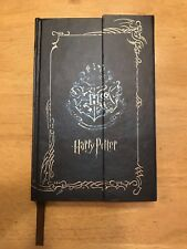 New Harry Potter Notebook Diary World Wizarding Planner Yearly Calendar Old