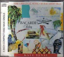 Kate Yanai-Bacardi Feeling cd maxi single
