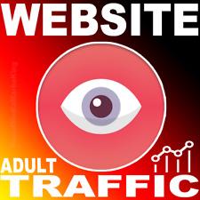 DE Adult Webseiten Besucher Website Traffic ✔︎ Webprojekt Promotion SEO Homepage