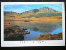 POSTCARD ISLANDS ISLE OF SKYE - THE STORR FROM LOCH LEATHAN