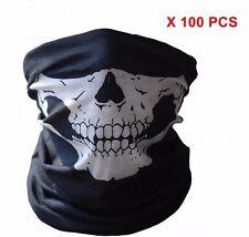 Wholesale 100 pcs Call of Duty Ghost Balaclava Logan Skull Face Mask Hood Biker