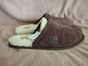 Mens Ugg Scuff Deco Slippers, Stout Colour. UK Size 11