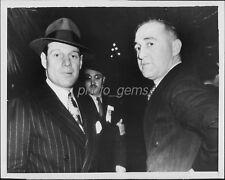1938 Durocher and Frisch At Minor League Baseball Meeting News Service Photo