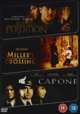 Road To Perdition  Millers Crossing  Capone [DVD]
