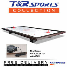 2018 New Design Air Hockey Top with Fan for Dining Pool Billiard Table AU