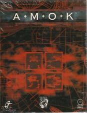 AMOK A.M.O.K. PC GAME +1Clk Windows 10 8 7 Vista XP Install