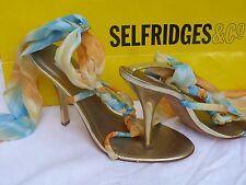 USA J Lo Chaussures Femmes/Sandales/Taille 41/010/polychrome/Samba/Sapatos/sandalios