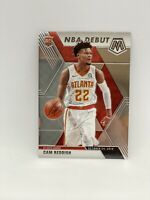 2019 Panini Mosaic NBA Debut  Cam Reddish Rookie Card #271