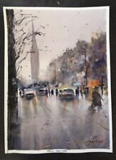 Medium (up to 36in.) Original Impressionist Art