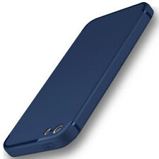 Ultra Thin Matte Shockproof Silicone Rubber Case Cover for Apple iPhone 5/5s/SE