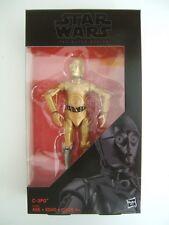 "Star Wars THE BLACK SERIES 6"" ACTION C-3PO FIGURE 6-inch silver leg C3PO"