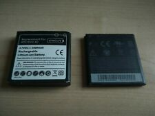 Used Original HTC Battery BG-86100 1730mAh and replacement 3500mAh for EVO 3D