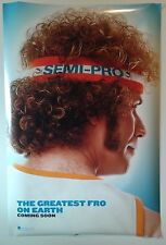 """SEMI PRO double sided movie poster 27""""x 40"""""""