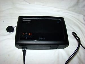 Dell 1210S Digital DLP Portable Video Projector W/ Remote FOR PARTS OR REPAIR