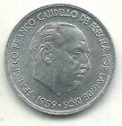 A HIGH GRADE UNC 1959 SPAIN DIEZ CENTIMOS - 10 CENTIMOS COIN-MAY435