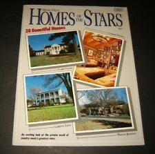 Musique Ville Maisons De The Stars - 1990 - Excellent État