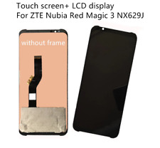 OEM LCD Display Touch Screen Digitizer Assembly For ZTE Nubia Red Magic 3 NX629J