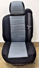 New Black/Gray Mesh Custom seat covers Fit's 1999~2006 Chevy Silverado Truck's