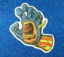 Lot of 2 Screaming Hand, Captain America,Vinyl Stickers for Skateboard/Laptop
