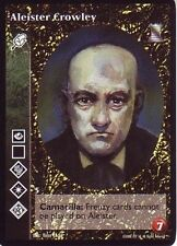 Aleister Crowley x2 VTES JYHAD Keepers of Tradition KoT NM/M