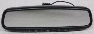 1U062-ADU00 OEM Kia Sorento Interior AutoDim HomeLink Compass Rear View Mirror