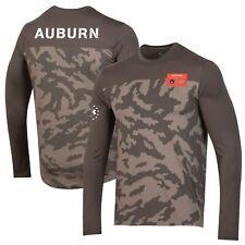 Auburn Tigers Under Armour Military Appreciation Training Long Sleeve T-Shirt -