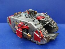Land Raider redentor de la grey Knights bien pintado