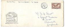 Canada FFC First Flight Cover - Ile a la Crosse to La Loche - November 18, 1936*